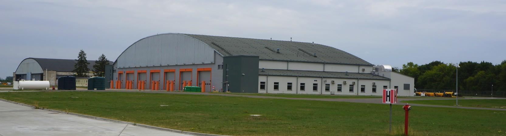budowa hangarów