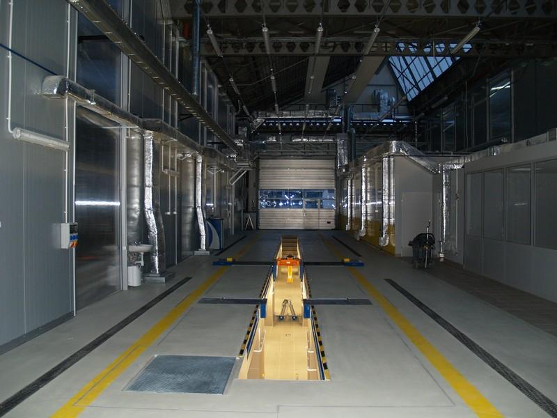 obiekty przemysłowe budowa