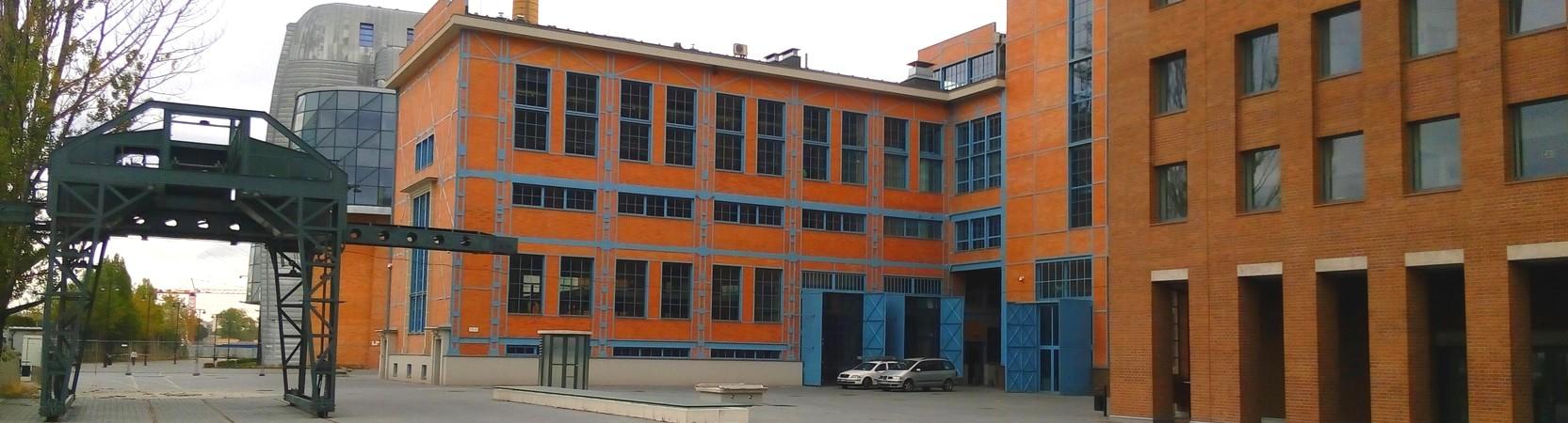 przebudowa obiektów industrialnych