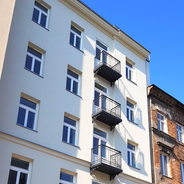 renowacja zabytkowych budynków